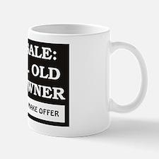 For Sale 80 year old Mug