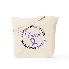 Lupus Faith Tote Bag