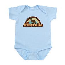 I Heart Australia Infant Bodysuit