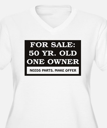 For Sale 50 Year T-Shirt