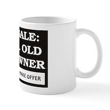 For Sale 50 Year Old Birthday Mug