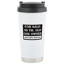 For Sale 50 Year Old Bi Travel Mug