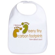 Tiny Carbon Footprint Bib