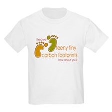 Tiny Carbon Footprint T-Shirt