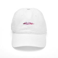 Biker Chick Baseball Cap