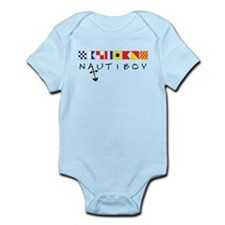 Nautiboy Infant Bodysuit