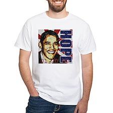 Obama Hope 01 20 09 Shirt