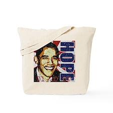 Obama Hope 01 20 09 Tote Bag