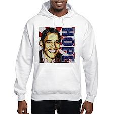 Obama Hope 01 20 09 Hoodie