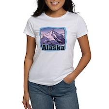 Alaska Mountains Tee