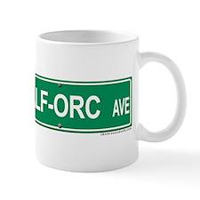 Half-Orc Ave Mug