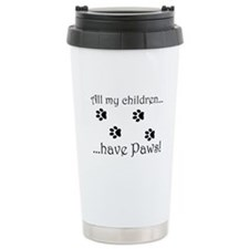 Kitty Kids Travel Mug