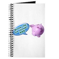 Mr piggy says... Journal
