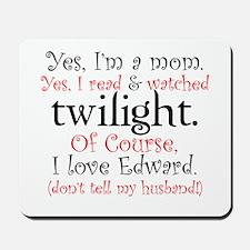 Twilight Moms 4 Mousepad