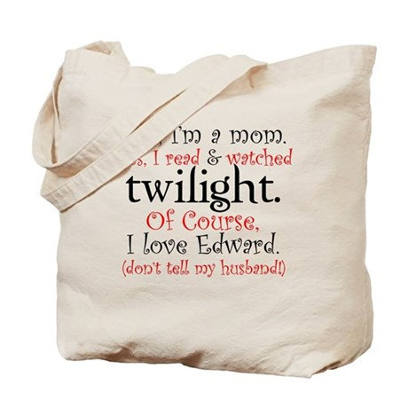 Twilight Moms 4 Tote Bag