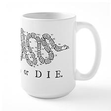 Join or Die 2009 Mug
