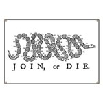 Join or Die 2009 Banner