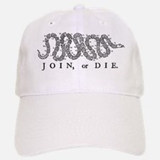 Join or Die 2009 Baseball Baseball Cap