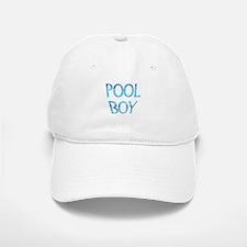 Pool Boy Baseball Baseball Cap