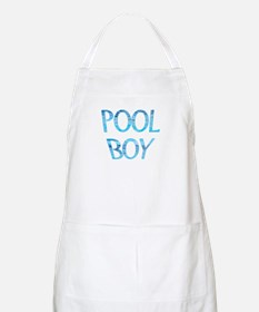 Pool Boy BBQ Apron