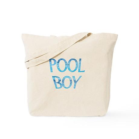 Pool Boy Tote Bag