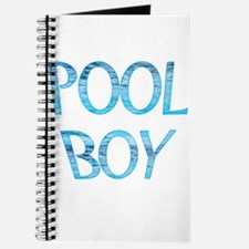 Pool Boy Journal