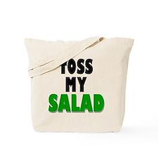 Toss My Salad Tote Bag