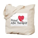 Aba therapist Regular Canvas Tote Bag