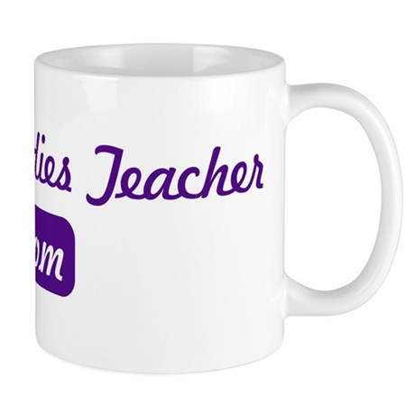 Women Studies Teacher mom Mug