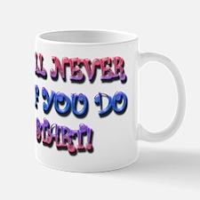 Lets think a moment Mug
