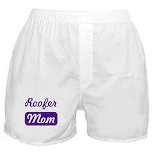 Roofer mom Boxer Shorts