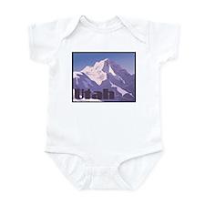 Utah Mountains Infant Creeper