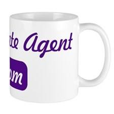 Real Estate Agent mom Mug