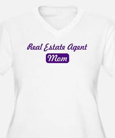 Real Estate Agent mom T-Shirt