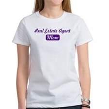Real Estate Agent mom Tee