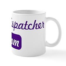 Radio Dispatcher mom Mug