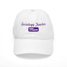 Sociology Teacher mom Baseball Cap
