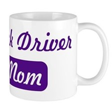 Truck Driver mom Mug