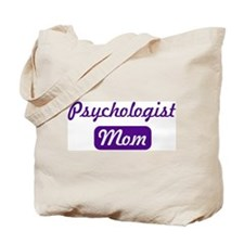 Psychologist mom Tote Bag