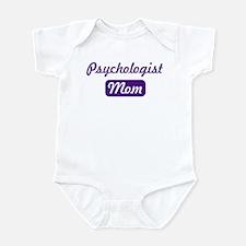 Psychologist mom Infant Bodysuit