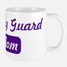 Security Guard mom Mug