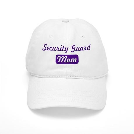Security Guard mom Cap
