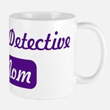 Police Detective mom Mug