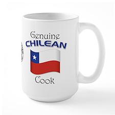 Genuine Chilean Cook Mug