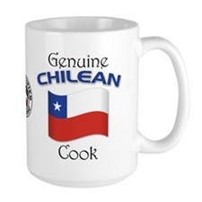 Genuine Chilean Cook Mug