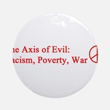 gail's peace gifts Ornament (Round)