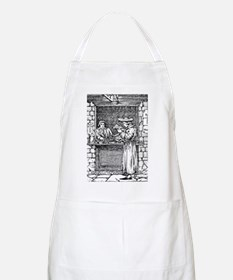 Rare Bookseller BBQ Apron