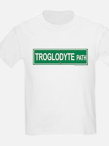 Troglodyte Path T-Shirt