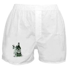 The Green Fairy  Boxer Shorts