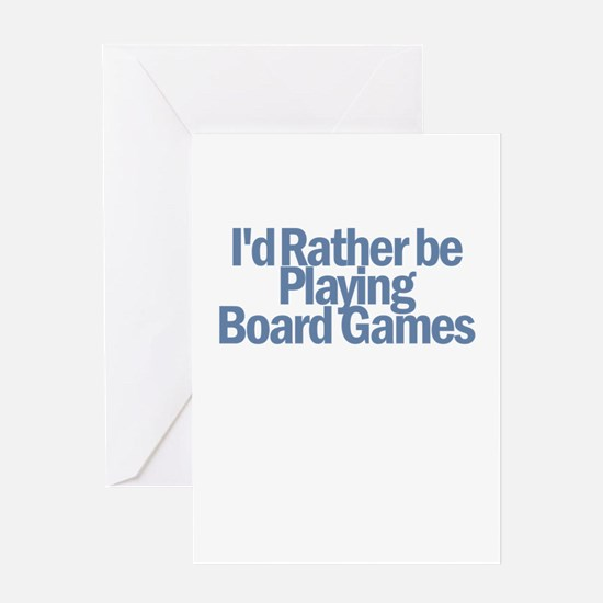 I'd Rather be Greeting Card